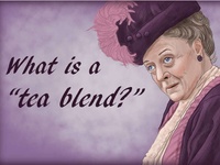 If TV's Your Cup Of Tea, Try A Character-Infused Blend