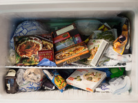 Freezing Food Doesn't Kill E. Coli And Other Germs