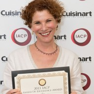 Joanne Weir at IACP Awards in San Francisco. Photo: Gamma Nine via IACP