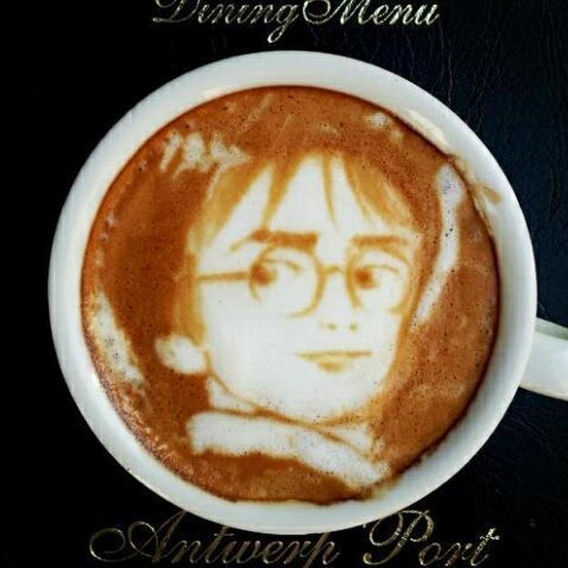 Harry Potter. Photo: Courtesy of Kazuki Yamamoto