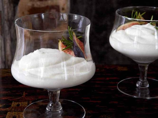 Syllabub is a traditional dessert featuring sherry, cream and sugar. Photo: Squire Fox/Clarkson Potter
