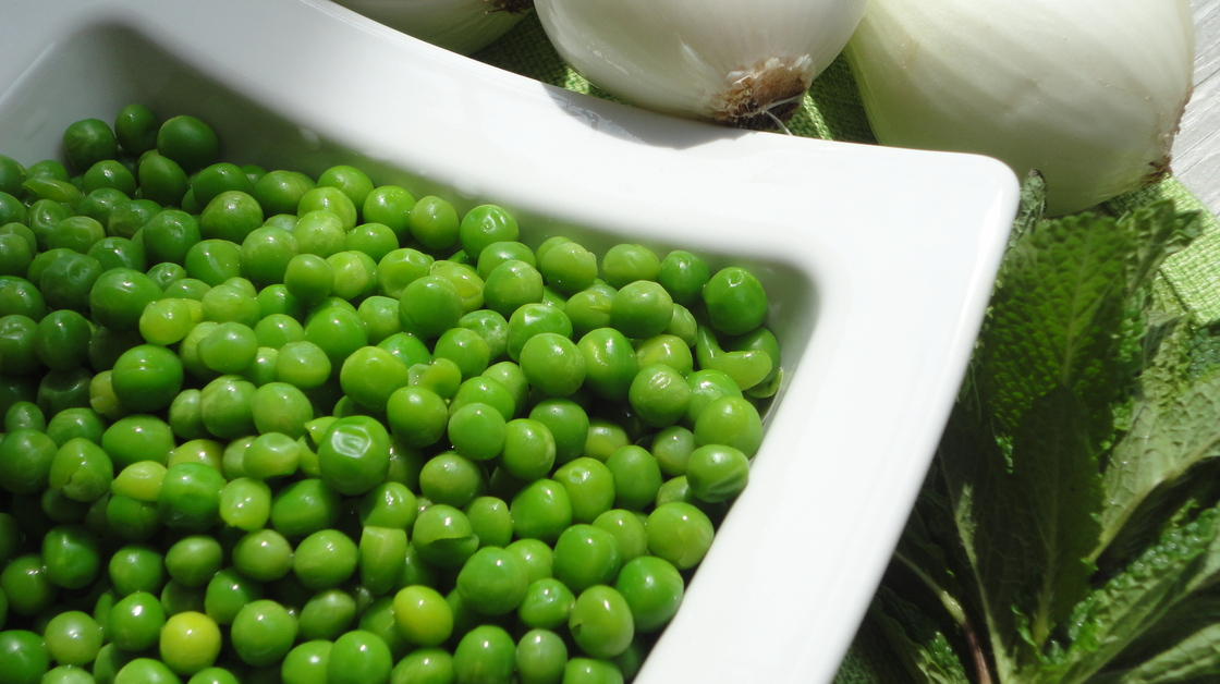 A Fresh Pod Cast: Savoring Spring's Green Peas