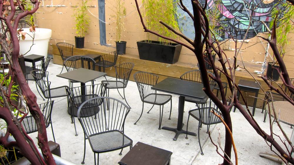 stanza patio