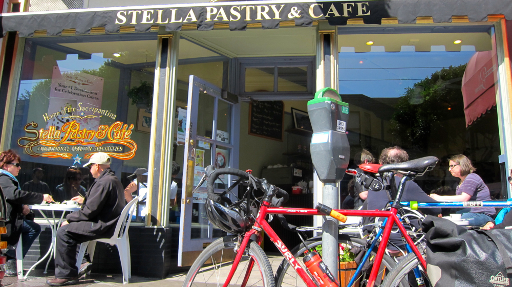 stella pastry exterior