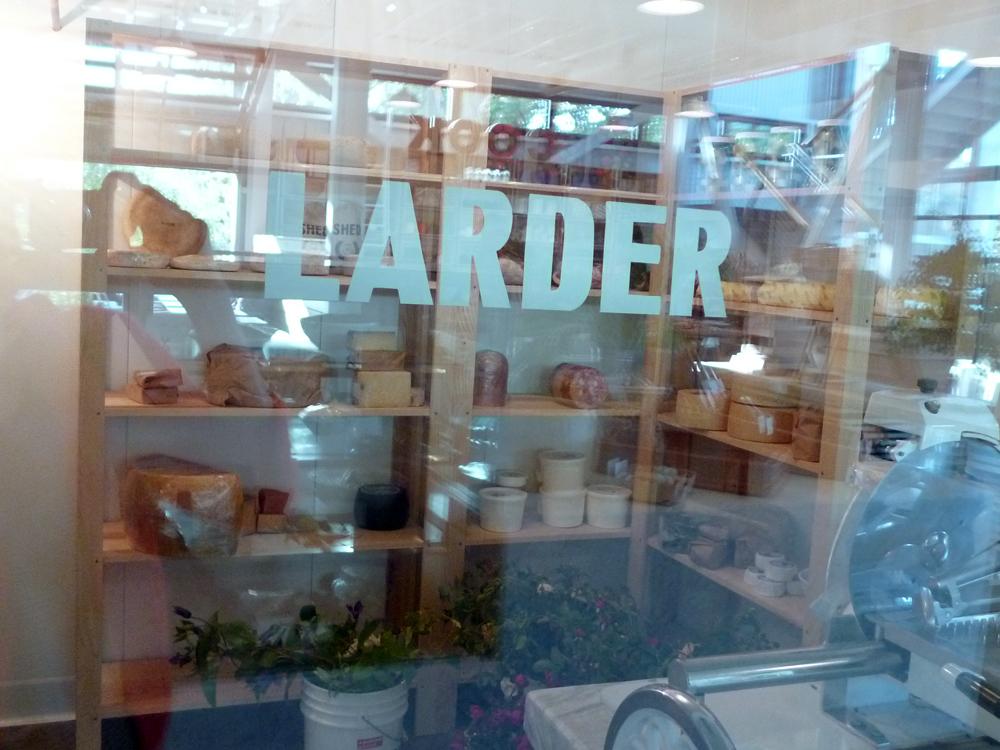 Larder at SHED