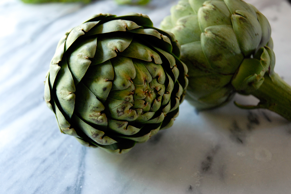 Artichokes. Photo: Wendy Goodfriend