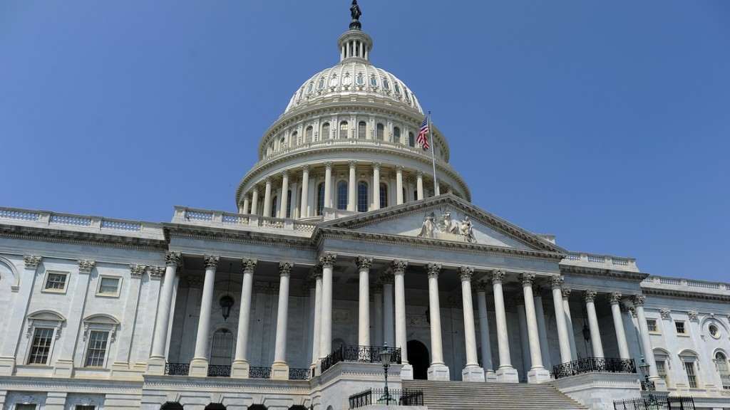 The U.S. Capitol building. Photo: Jewel Samad/AFP/Getty Images