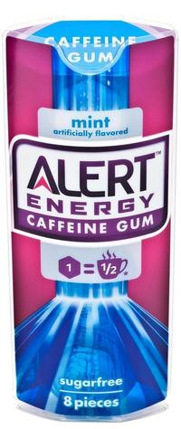 Wrigley: Maybe We Won't Sell Caffeinated Gum After All