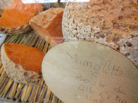 Tiny Mites Spark Big Battle Over Imports Of French Cheese