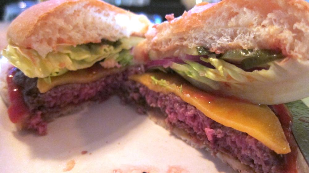 Moxy burger