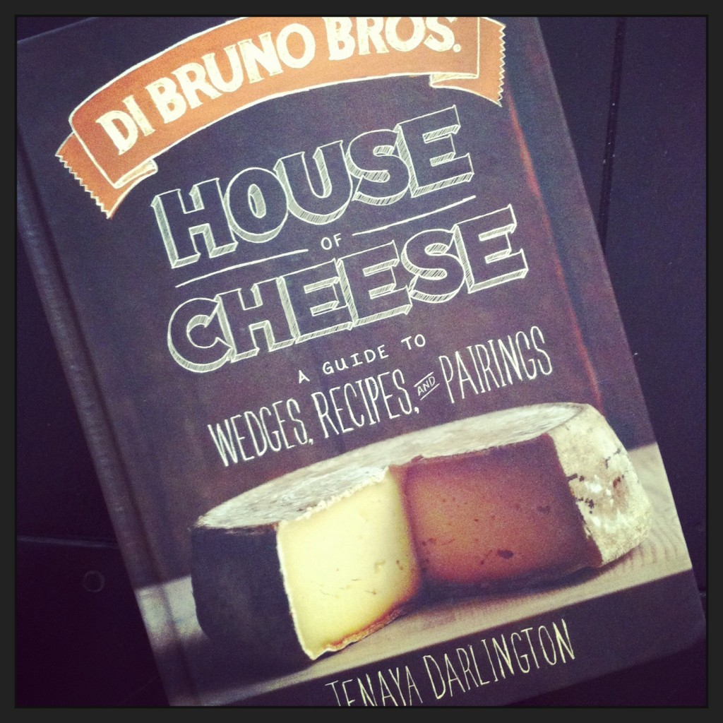 House of Cheese. Book by Tenaya Darlington