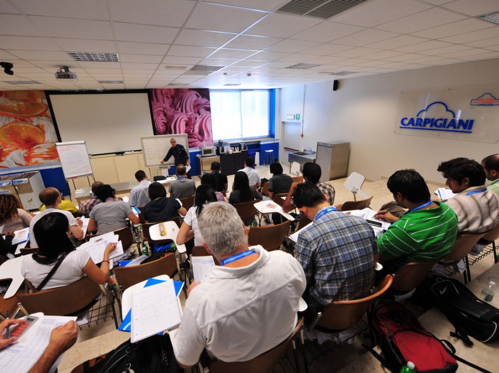 Nearly 7,000 students have taken courses at the Gelato University since it was founded in 2003. Photo: Giuseppe Cacace/AFP/Getty Images