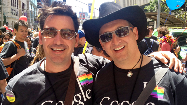 LGBT Pride Profile: Dining Around Radio Host Joel Riddell