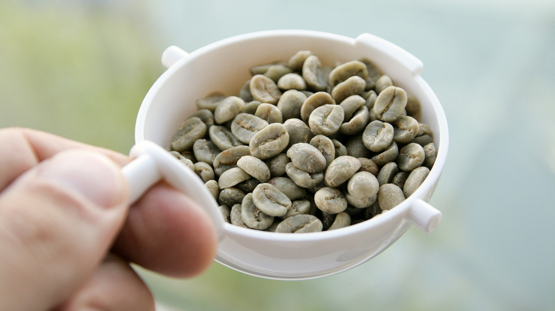 Raw, green coffee beans. To roast or not? Photo: Aidan/via Flickr