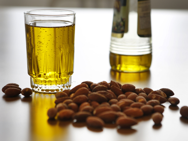 Olive oil and nuts tied to prostate cancer survival. Photo: Heather Rousseau/NPR