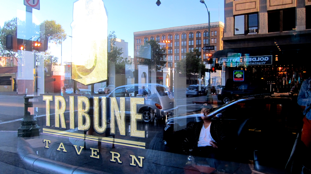 tribune tavern