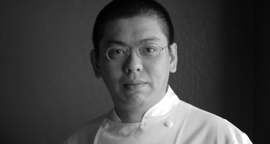 Chef Alex Ong. Photo courtesy of Betelnut Restaurant