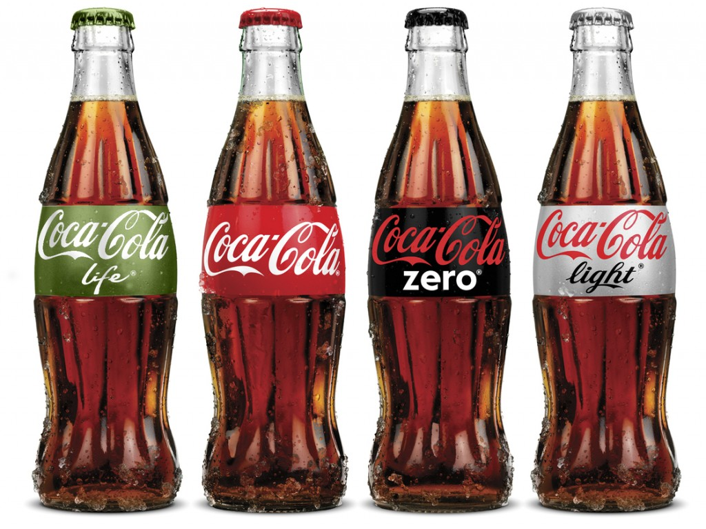 "The new Coca-Cola Life that is popular in Argentina is being marketed as a ""natural"" and therefore ""green"" lower-calorie cola. Photo: ©coca-cola"