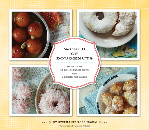 World of Doughnuts by Stephanie Rosenbaum