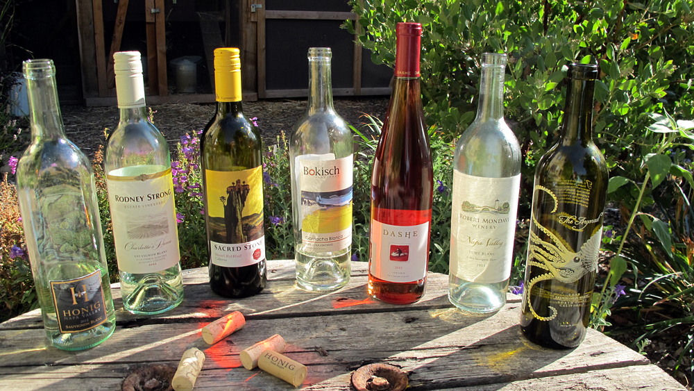 7 local Bay Area wines under $20. Photo: Andrea Kissack
