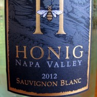 Honig, 2012 Napa Valley Sauvignon Blanc, $17. Photo: Andrea Kissack