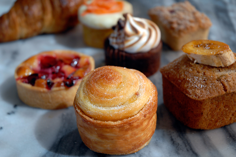 Pastries from Le Marais Bakery. Photo: Wendy Goodfriend