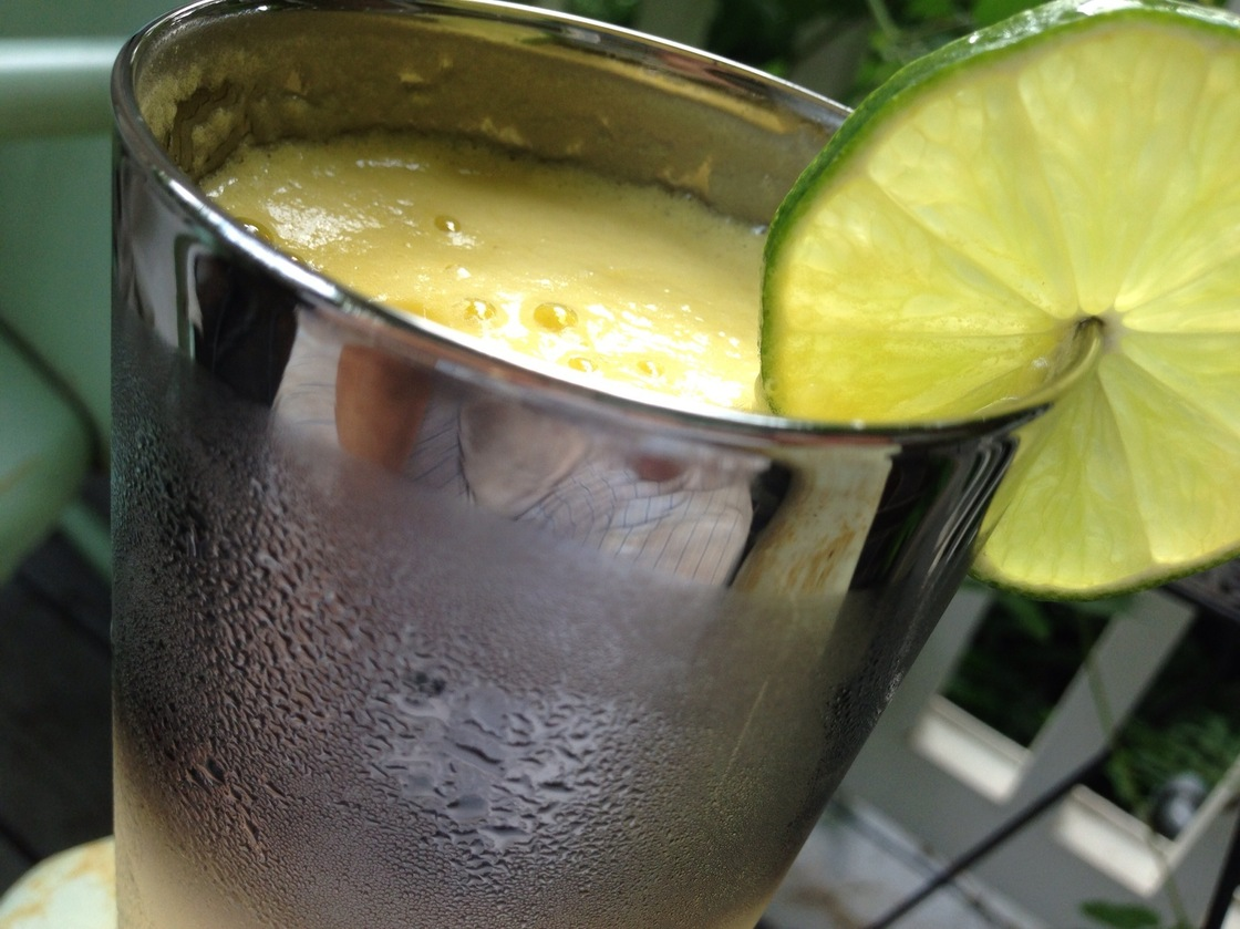 Corn And Lime Soda. Photo: Rina Rapuano for NPR
