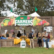Farmers Market at Outside Lands