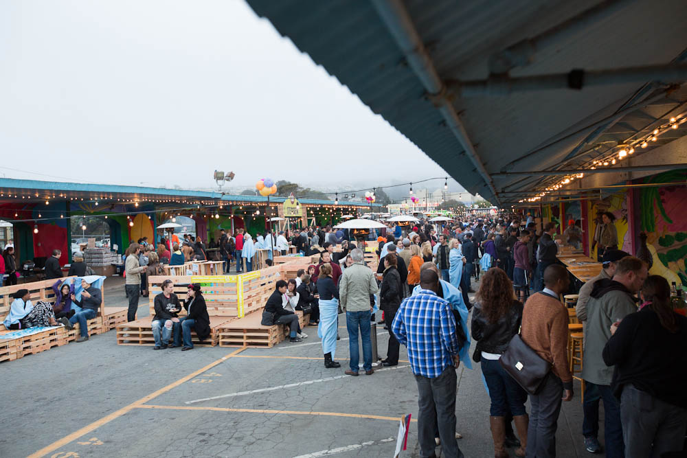 San Francisco Night Market 2013