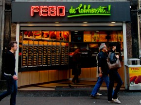 The Febo snack bar is open all night. Photo: Adam Jackson/Flickr