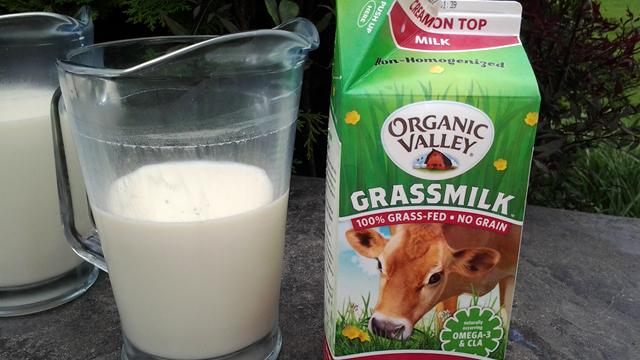 Grassmilk: New Trend in Dairy has California Ties