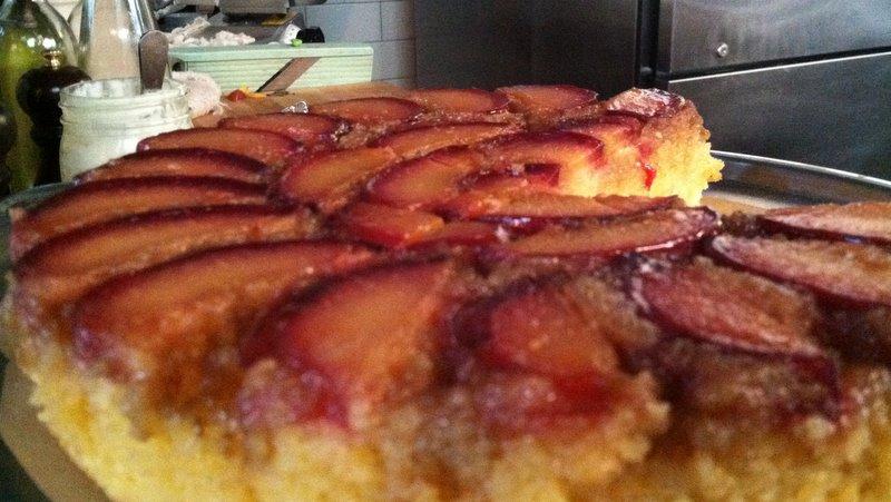 Plum Corn Cake. Photo: TruongChinh Duong