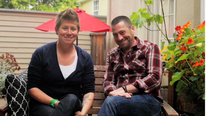 Chefs Jennifer Biesty and Tim Nugent are looking to open a kitchen and bar in Oakland. Photo: Courtesy of Biesty and Nugent