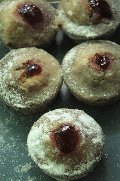 Vo was already beloved by customers for her duffin, a cake doughnut filled with jam, which she created a few years ago. Photo: Helena Marie Fletcher/Bea's of Bloomsbury