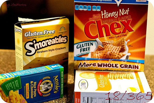 The number of gluten-free products on shelves has been on the rise recently. Photo: roses daughter/Flickr