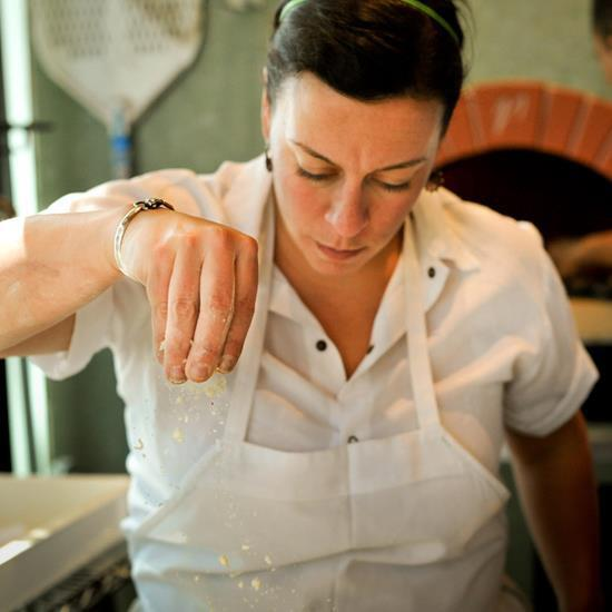 Chef Liza Shaw. Photo by Todd Brilliant
