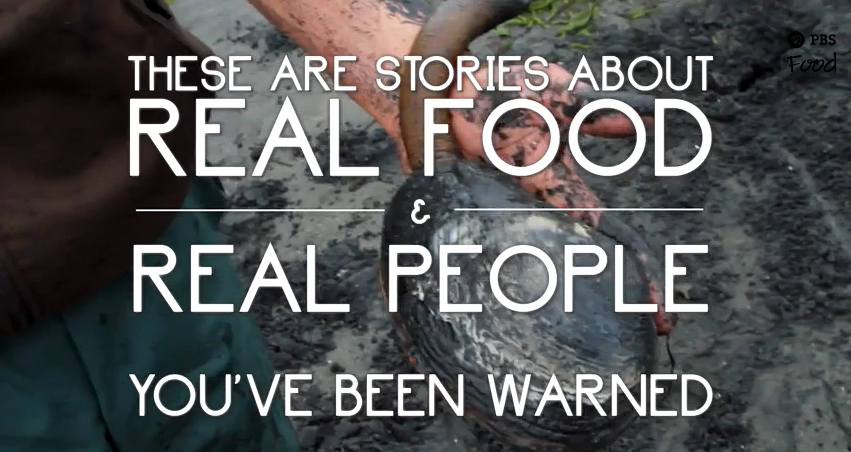 Original Fare - These are stories about real food and real people. You've been warned
