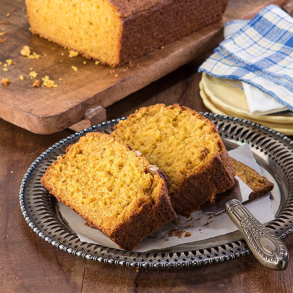 Pumpkin Honey Bread. Photo: Tim Horel
