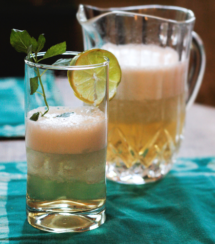 Bul (Beer And Lime Juice Shandy). Photo: Tom Gilbert for NPR