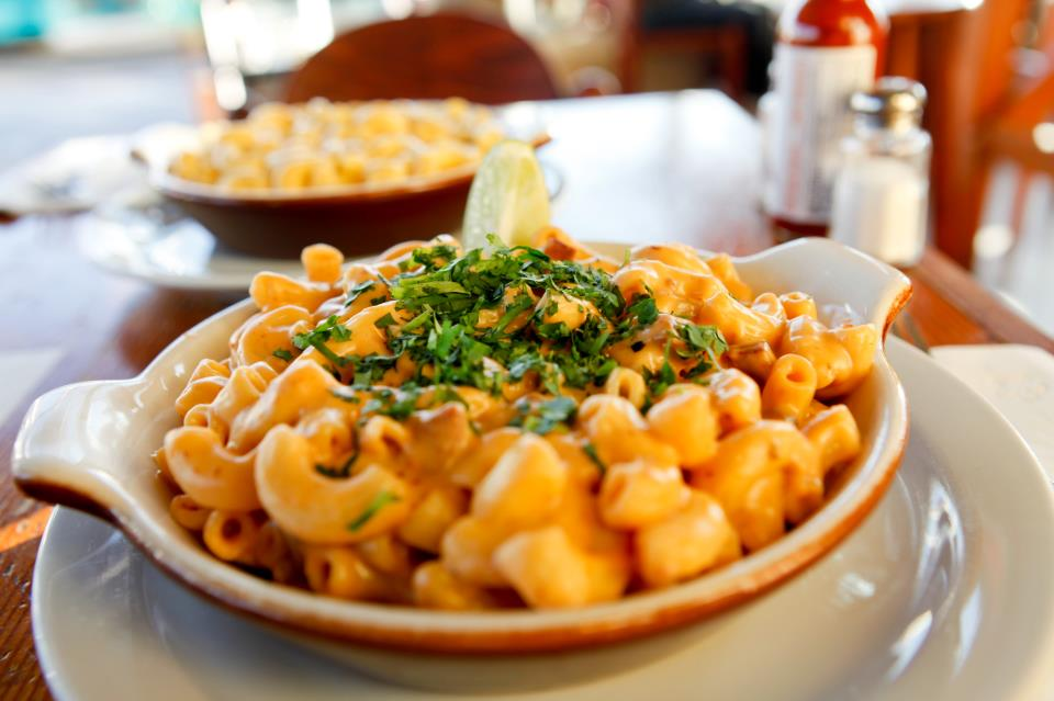 Homeroom mac and cheese (Photo courtesy Homeroom)