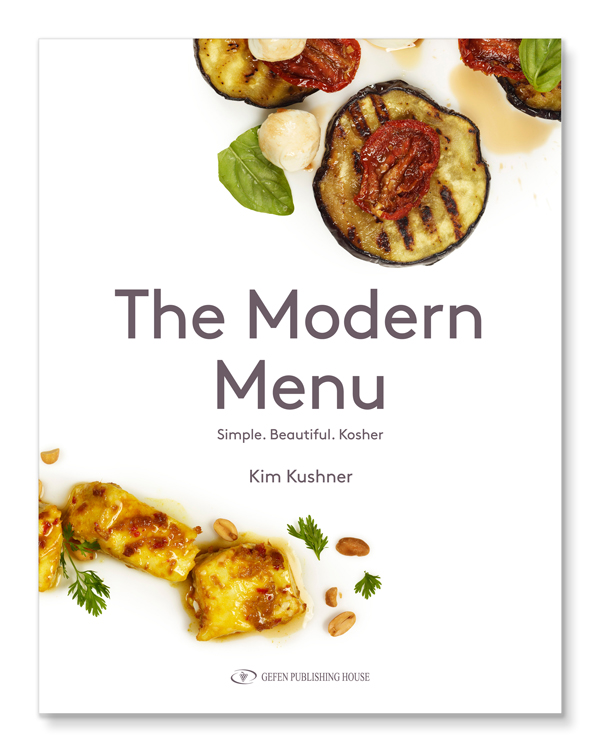 The Modern Menu by Kim Kushner