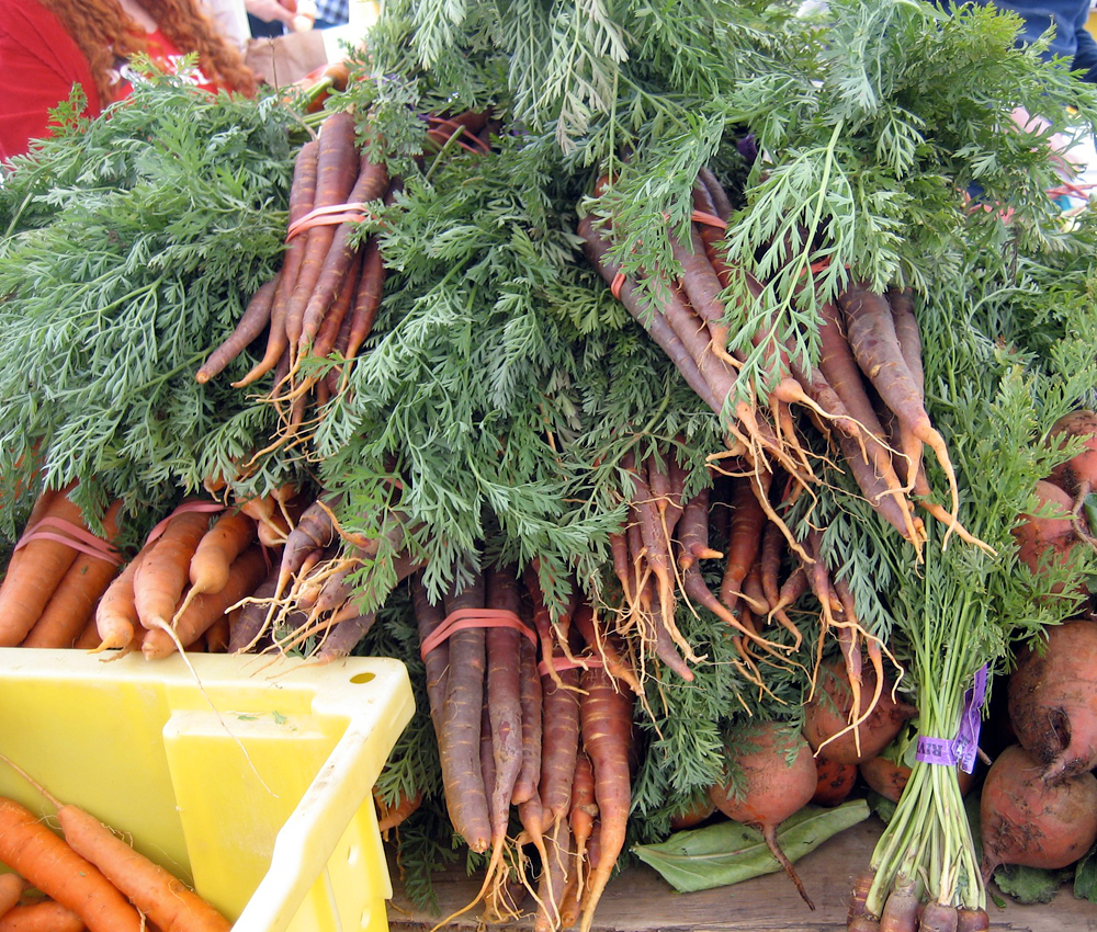 Riverdog Farm Carrots. Photo: Laura McCamy