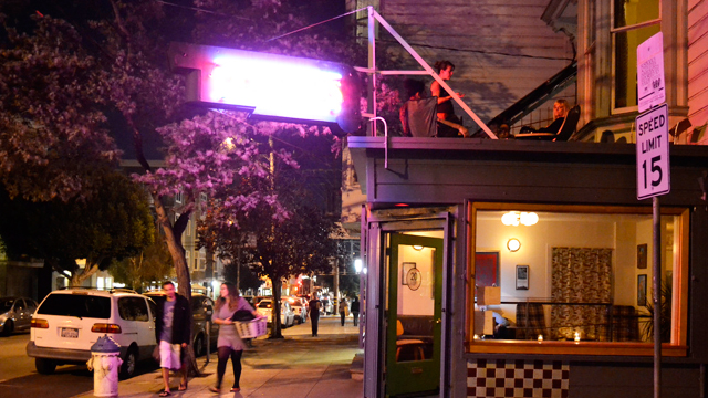 20 Spot in the Mission: The New Mod Hangout Proves Better as a Wine Bar than a Full-Service Restaurant