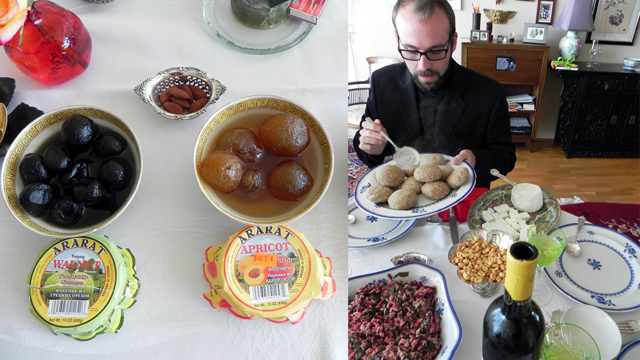 Food & Spirituality: Fall Feast with Armenians in San Francisco