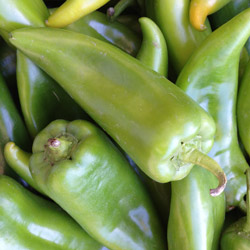 Anaheim peppers. Photo courtesy of CUESA