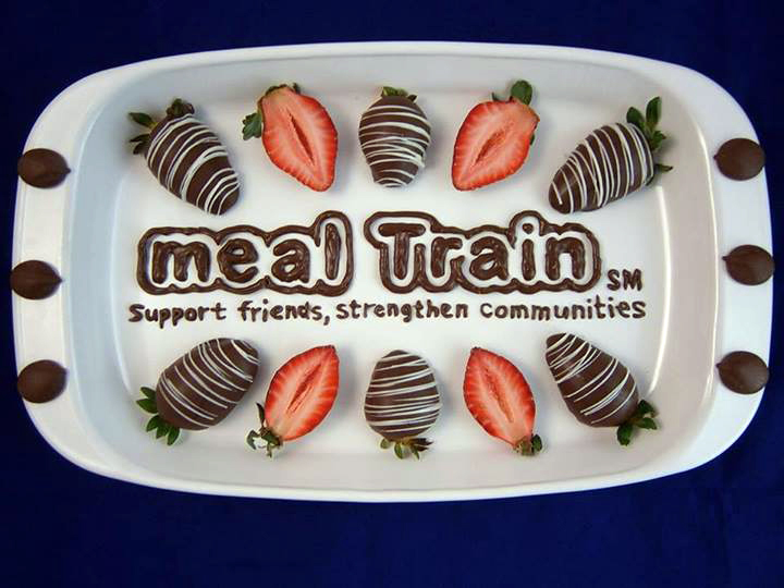 Meal Train: Support friends, Strengthen communities. Photo courtesy of Meal Train