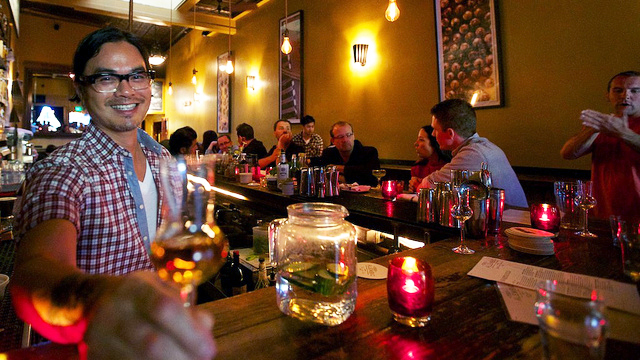 Alembic's Danny Louie Talks Cocktails, Creativity and Shares a Seasonal Drink Recipe
