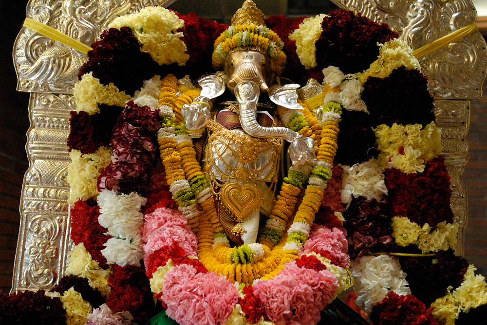 Lord Ganesha - remover of obstacles. Photo: Wendy Goodfriend