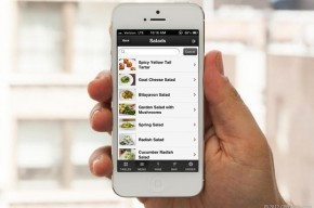 The Aptito app has intel on a restaurant's dishes and drinks, but diners can also use it to request a waiter's attention, ask to speak with the chef and leave reviews for the management. Photo: Courtesy of Apetito