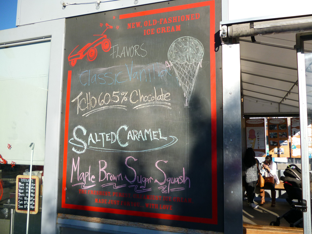 Smitten chalkboard. Photo: Stephanie Rosenbaum